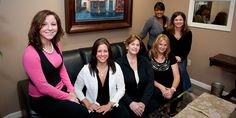 The women of our staff, at Paradiso Insurance!    www.paradisoinsurance.com  860-684-5270