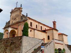 #Piverone (#Torino #Italy) - Parish #Church of Saints Peter and Lawrence #biella #biellese #discoveritaly #visititaly #borghi #borghiantichi