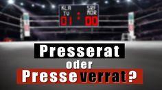 Presserat oder Presseverrat? | 17. März 2017 | www.kla.tv/10151 (Medienk...