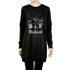 Womens Twenty One Pilot Poster Top Band Poster Tunic Pullover Hoodie >>> Details can be found by clicking on the image.