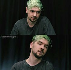 sean ; watching Felix. This after he was pied and it was  pewds turn