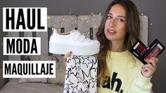 HAUL MODA Y MAQUILLAJE!! Zara, Bershka, The Body Shop, Maybelline... Trendencies TV. Youtube Video