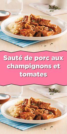 Une façon économique et délicieuse d'apprêter les longes de porc on aime! N'hésitez pas à accompagner votre sauté d'une purée de pommes de terre bien assaisonnée!