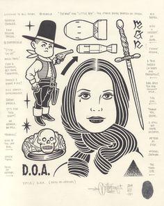 """""""D.O.A."""", 2014."""