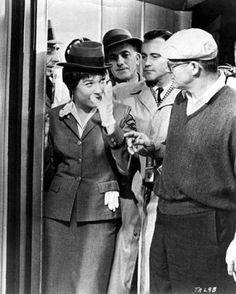 At the peak of their powers: Shirley MacLaine, Jack Lemmon and Billy Wilder make a film for the ages, The Apartment