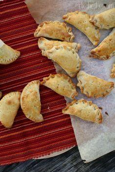 girlichef: Empanadas: Apple w/ Almond Paste and Pumpkin w/ Piloncillo & Cinnamon {she made, ella hace}