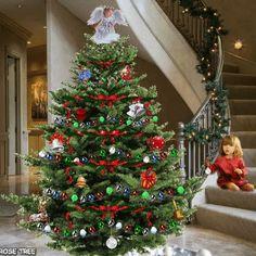 Animated Christmas Tree gifs gif christmas tree gifs chistmas gif gifs for christmas Noble Fir Christmas Tree, Old Time Christmas, Merry Christmas To All, Magical Christmas, Christmas Scenes, Christmas Art, Christmas Greetings, Beautiful Christmas, Animated Christmas Pictures