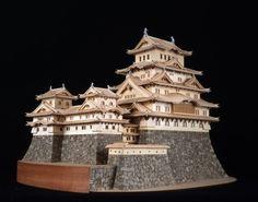 1/150 Himeji Castle (National Treasure) UNESCO World Heritage Site