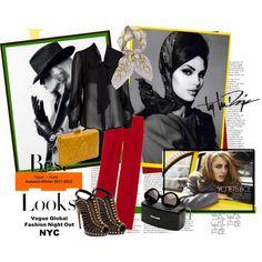 Designer Clothes, Shoes & Bags for Women Fade Styles, Fashion Sets, Thalia, Colour, Polyvore, Shopping, Design, Women, Color