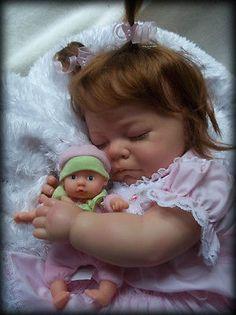 **Must See ~ Precious Reborn Rare Berjusa Girl Berenguer ~ No Reserve ~ **