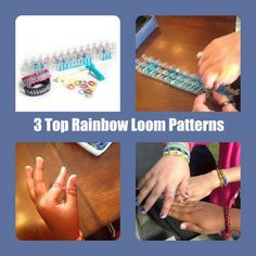 Do you know about this craft craze your kids are crazy about?  All you need to know about rainbow loom and 3 patterns you need to learn!!!! #rainbowloom