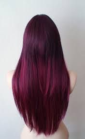 Image result for mulberry ombre hair