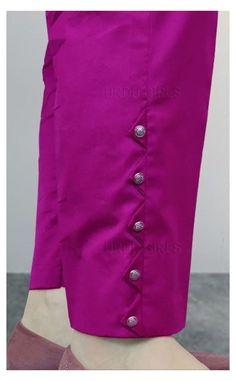 palazzo pants outfit indian | palazzo suits indian cotton | palazzo pants outfit casual | palazzo #trouser #designs #pakistani #trouserdesignspakistani Kurti Sleeves Design, Kurta Neck Design, Sleeves Designs For Dresses, Dress Neck Designs, Blouse Designs, Churidhar Designs, Salwar Designs, Kurta Designs Women, Kurti Designs Party Wear