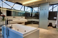 Beautiful Houses: Ber house in South Africa- Bathroom