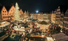 The Strasbourg Christmas Market in France