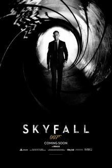 Skyfall. No lie I seriously love this movie