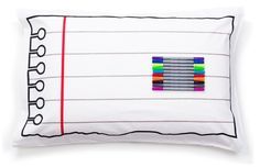 DoodleDoodle Pillowcase | 29 Next-Level Products You Need For Your Bedroom