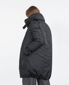 Image 5 of LONG DOWN JACKET from Zara