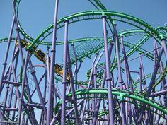 Joker's Jynx, Six Flags America :) love this one