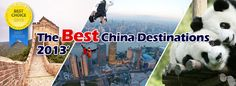 The Best China Destinations 2013