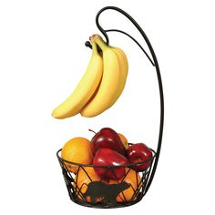 Bear Fruit Bowl/Banana Stand