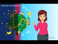 Science Video for Kids: Earth's Revolution & Rotation - YouTube
