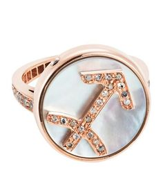 Carolina Bucci Sagittarius Lucky Zodiac Ring available to buy at Harrods. Shop designer fashion online and earn Rewards points.
