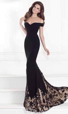 659 Best Black evening gowns images in 2019  09aa55c09
