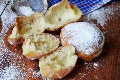 Gogosi de post - CAIETUL CU RETETE Cake Recipes, Vegan Recipes, Vegan Food, Camembert Cheese, Food And Drink, Bread, Romanian Recipes, Boleros, Sweets