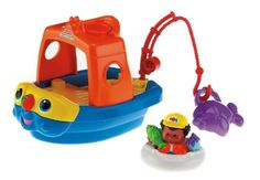 Fisher Price Sail n' Float boat