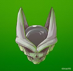 Cell Skull villains DBZ