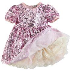 ALALOSHA: VOGUE ENFANTS: Capsule Collection Dolce & Gabbana Haute Couture