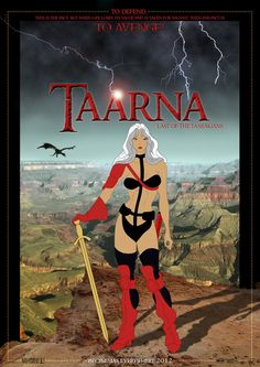 Taarna, Last of the Taarakians