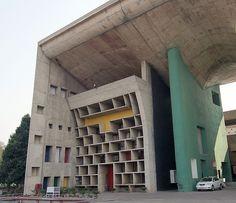 Corbusier Chandigarh