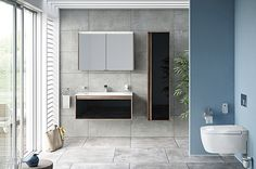 The Vitra V-care range of intelligent WCs | The difference is the experience