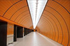 Marienplatz Underground station, München