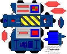 Cubee - Ghost Trap 'Cartoon' by CyberDrone