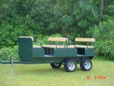 Four Row People Hauler Custom Golf Cart Bodies, Custom Golf Carts, Atv Trailers, Dump Trailers, Chevy 1500, Atv Accessories, Outdoor Furniture Sets, Outdoor Decor, Shop Plans