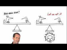 "Dan Roam introduces ""Vivid Grammar,"" a new way to think clearly.  (From Dan's new book ""Blah Blah Blah"")."