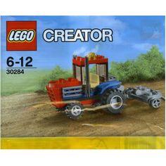 Đồ chơi LEGO 30284 Tractor – Máy cày