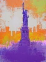 I have just published NEW YORK STATUE OF LIBERTY on Artfinder