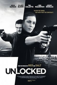 Héroes de Acción. : UNLOCKED. (TRAILER 2017)