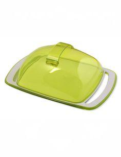 Green Butter Dish - Vialli Design