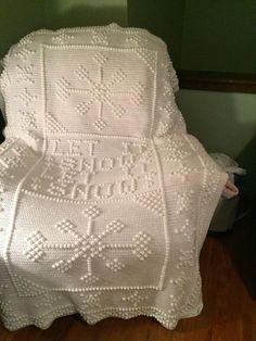 Ravelry: Let it snow Let it Snow pattern by Nancy Liggins