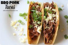 Dinner Tonight: BBQ Pork Tacos