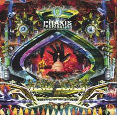 Praxis - 'Profanation: Preparation for a Coming Darkness' (Re-Issue) $15.97/ $21.97 CD/ 2LP  Some wild ass ish here, some kind of post-metal psychedelic fusions by Bill Laswell & co., featuring one of the craziest featured artists lists ever, including  Rammellzee, Iggy Pop, Killah Priest and Bernie Worrell. wild.