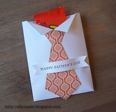Father's Day card - idea to use in my Sunday  School class?
