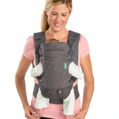 """Infantino Flip Advanced Convertible Carrier - Infantino - Babies """"R"""" Us Baby Must Haves, Babies R Us, Infantino Baby Carrier, Convertible, Baby Shooting, Ergonomic Baby Carrier, Best Baby Carrier, Baby Center, Baby Gear"""