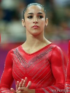 US Olympic Women's Gymnastics Team Wins 2012 Gold Medal