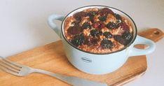 Recept: Airfryer havermout ontbijt taartje